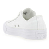 Chaussure Converse modèle CT ALL STAR OX, Blanc Argent - vue 3