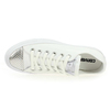 Chaussure Converse modèle CT ALL STAR OX, Blanc Argent - vue 4