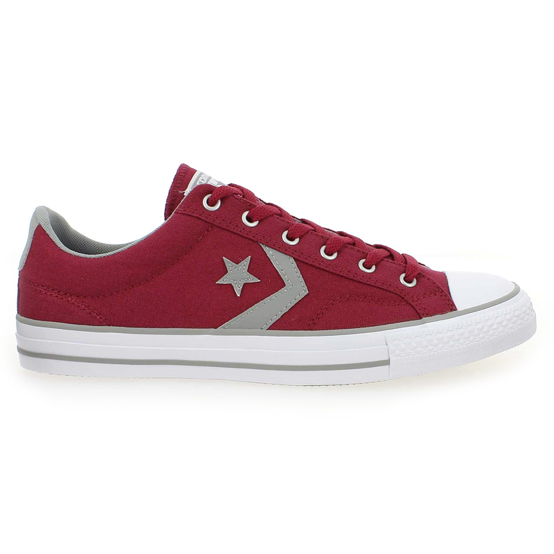 Chaussure Converse STAR PLAYER OX Rouge 5180201 pour Homme