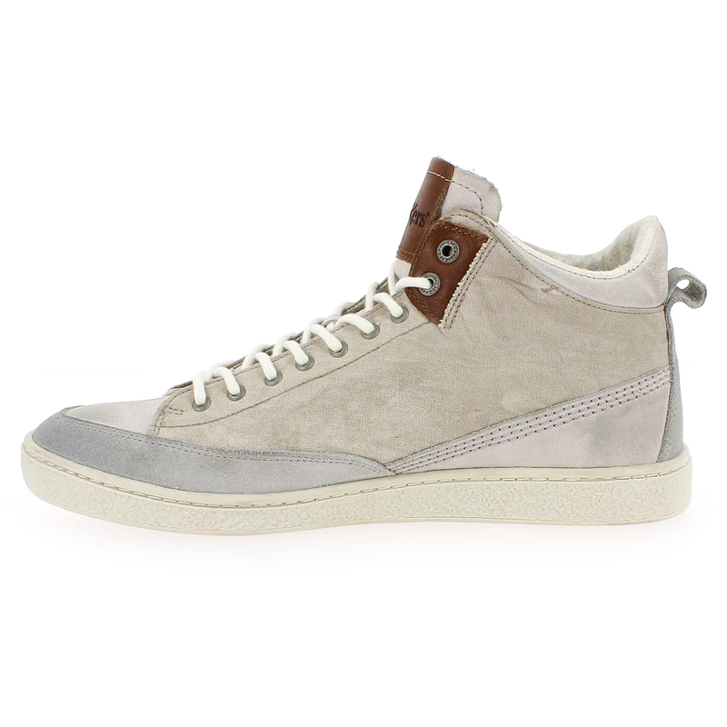 Chaussure Kickers SAN DIEGO Blanc 5182001 pour Homme
