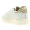 Chaussure Adidas Originals modèle STAN SMITH FASHION, Blanc craie Beige - vue 3