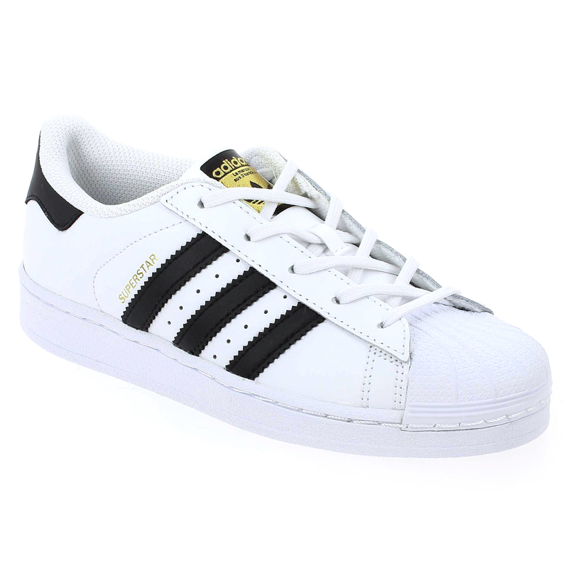 chaussure adidas originals superstar blanc 5183202 pour. Black Bedroom Furniture Sets. Home Design Ideas