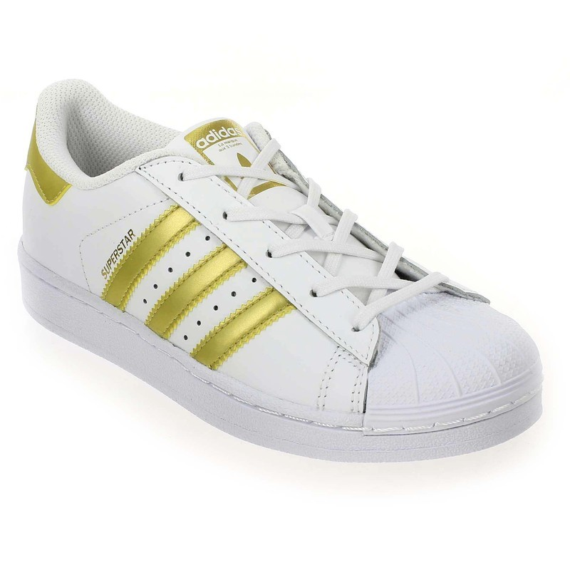 basket adidas enfant fille superstar