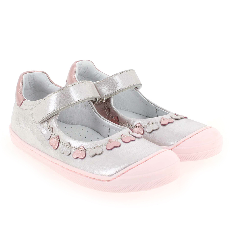Chaussure FR by Romagnoli 8771 rose couleur Rose Argent - vue 0