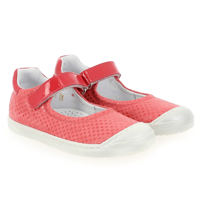 Chaussure FR by Romagnoli 8775 rose couleur Corail - vue 0