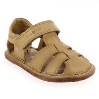 Chaussure Shoopom modèle CRESPIN TONTON, camel - vue 0