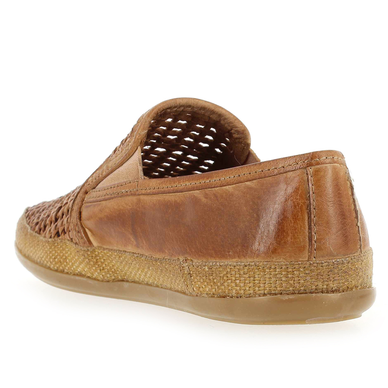 Chaussure Base London STAGE Camel 5230801 pour Homme
