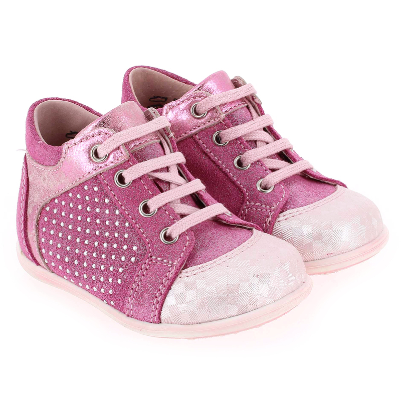 Chaussure Little Mary BEAUTE Rose couleur Rose - vue 0