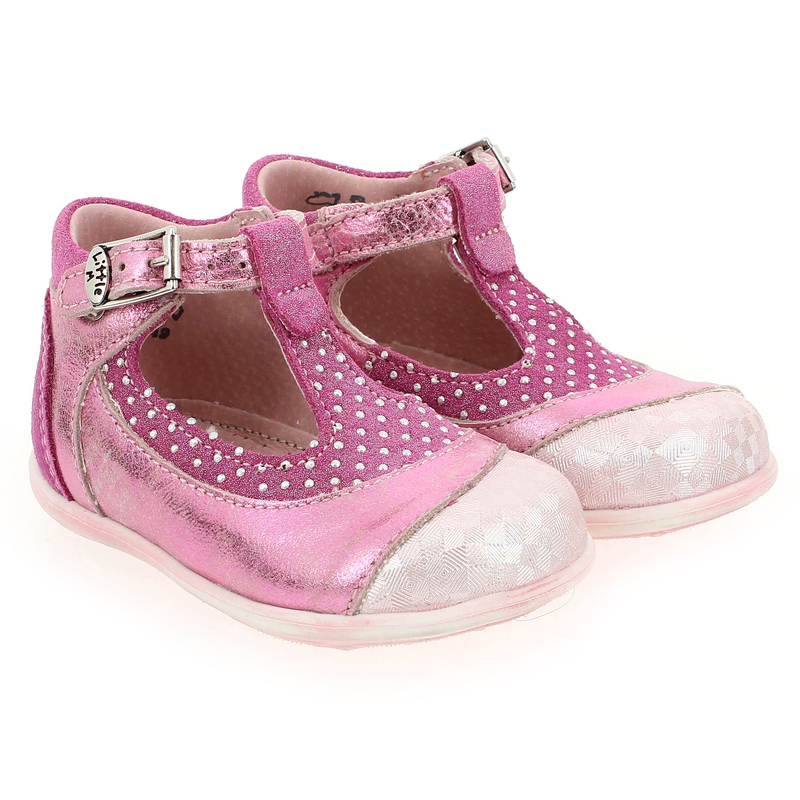 Chaussure Little Mary BABY Rose couleur Rose - vue 0