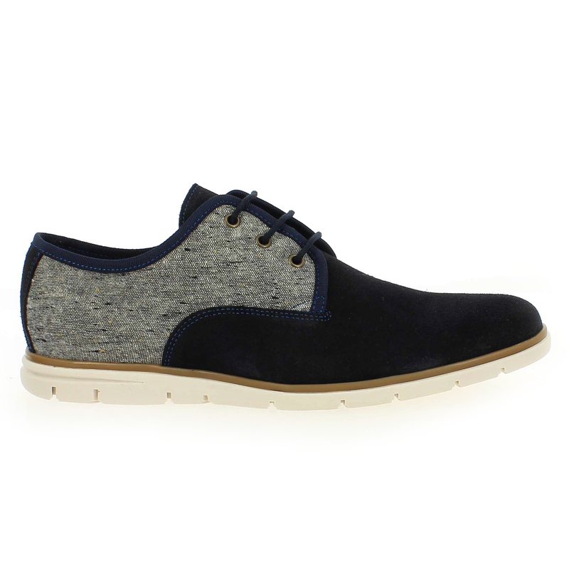 Chaussure Schmoove SHAFT DISTRICT bleu couleur Marine Gris - vue 1