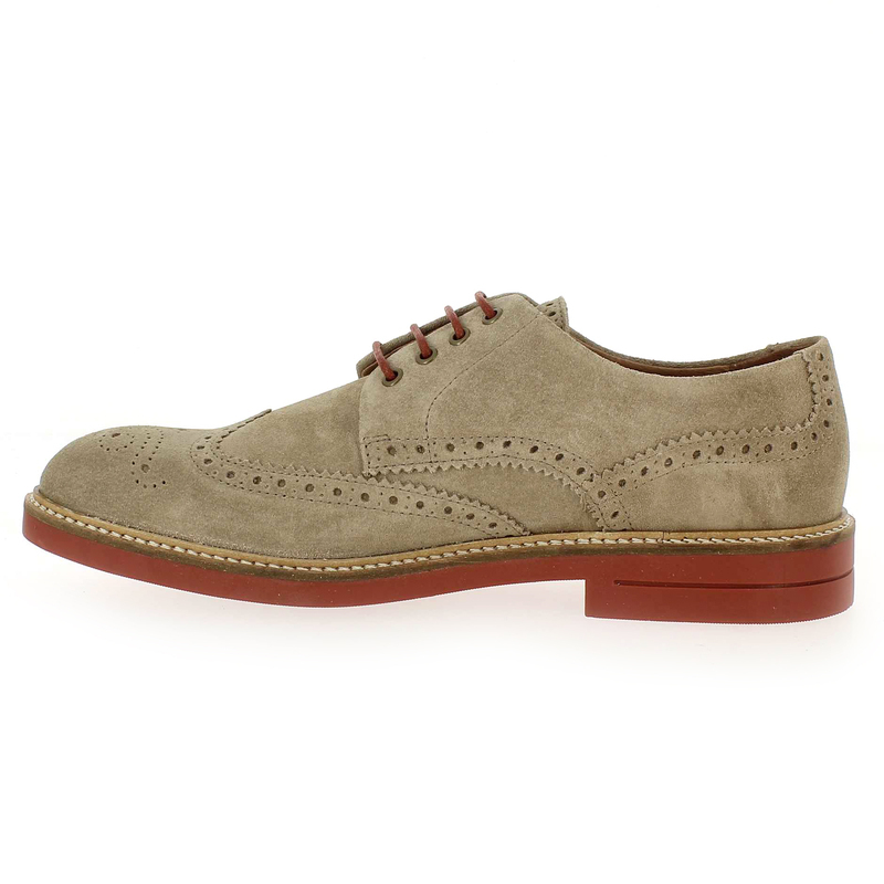 Chaussure Schmoove CREW PERFO Beige 5244802 pour Homme