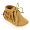 Chaussure Easy Peasy modèle MEXIMOO OXI, Camel  - vue 0