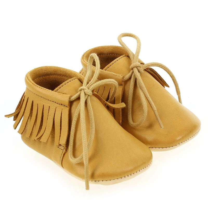 Chaussure Easy Peasy MEXIMOO OXI camel couleur Camel  - vue 0