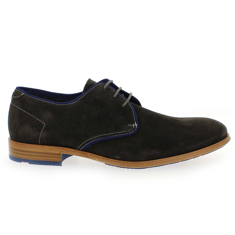 Chaussure Lloyd JEMMY gris couleur Anthracite  - vue 1