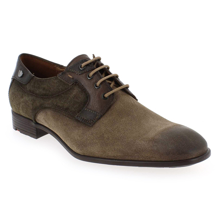 Chaussure Lloyd modèle DAYAN, Taupe  - vue 0
