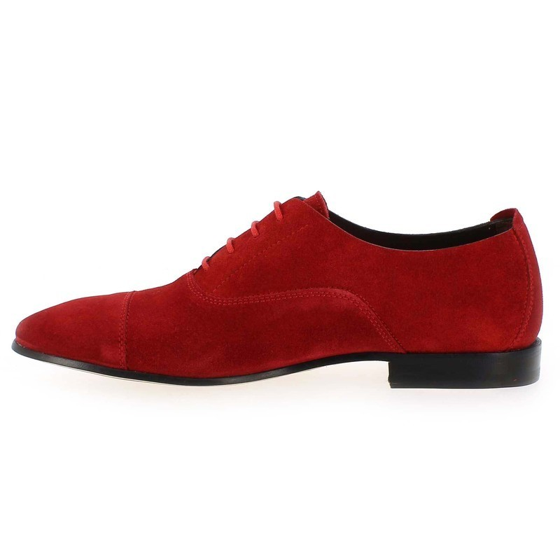 Homme Chaussure Pour 01 Rouge 226 4653 Chaussures Milan Paco 5277301 Réf52773 bgf7y6vY
