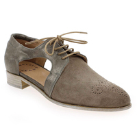 Chaussure Muratti modèle T0127, Taupe Plomb - vue 0