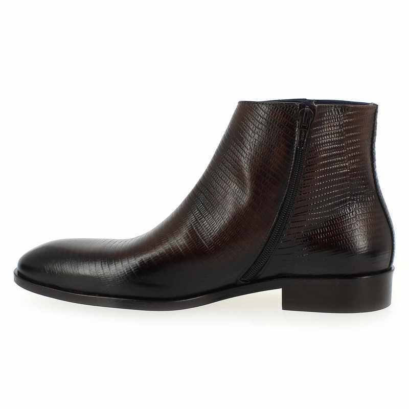 And Marron 5285402 4158 Brett Homme Chaussure Pour 143 Sons rChsQdt