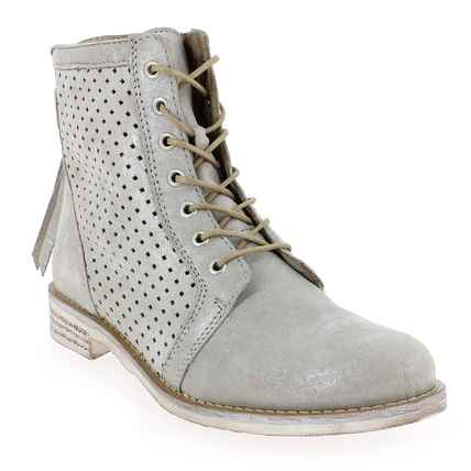 Chaussure Coco & Abricot modèle V0572, Gris - vue 0