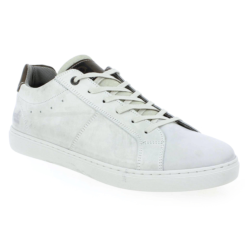Chaussure Bullboxer 779 K2 6074 A Blanc 5294002 pour Homme