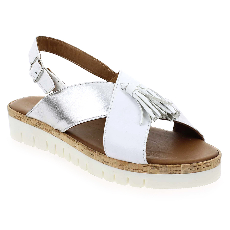 Chaussure Inuovo 7916 Blanc 5313002 pour Femme