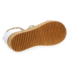 Chaussure Inuovo modèle 7444, Blanc Camel - vue 5