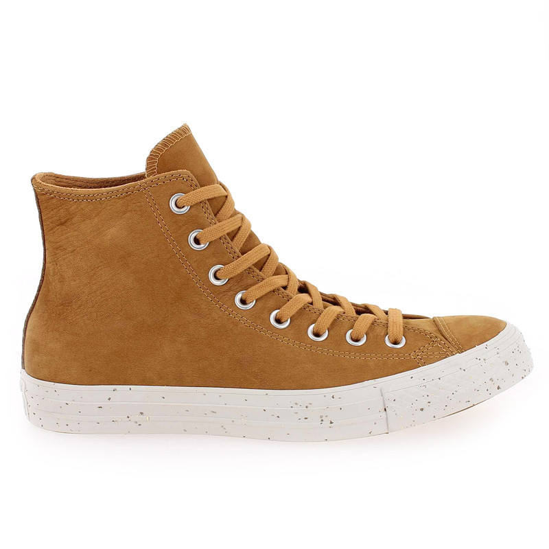 Chaussure Converse CHUCK TAYLOR ALL STAR HI MONO camel couleur Camel - vue 1
