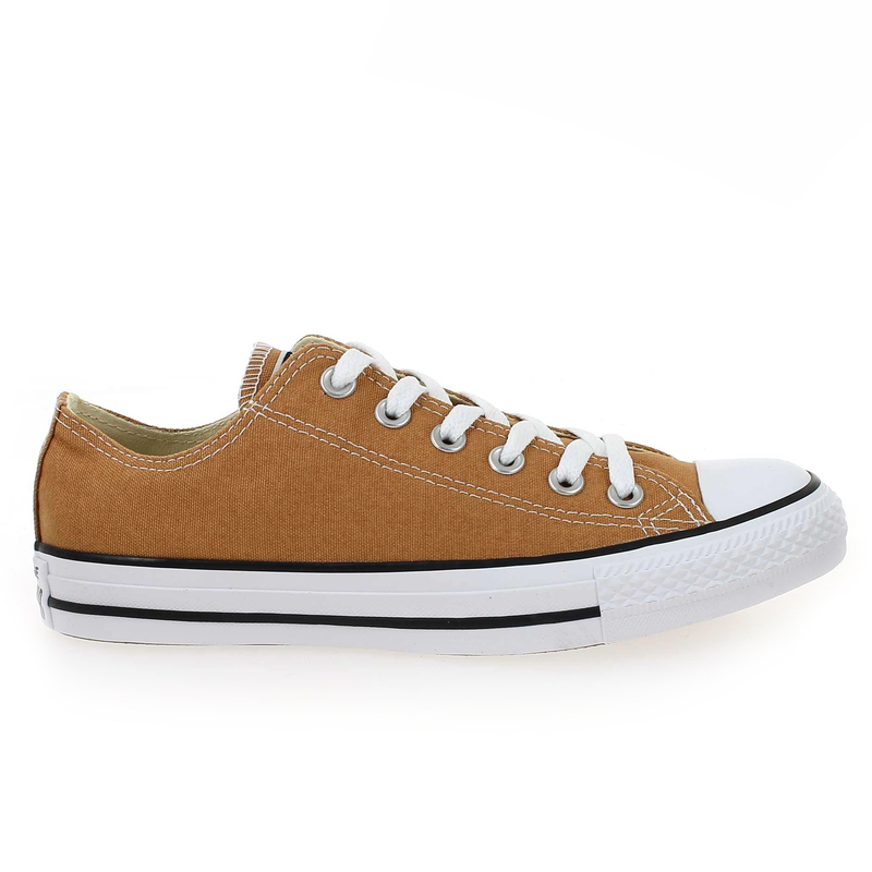 Chaussure Converse CHUCK TAYLOR ALL STAR OX Camel couleur Camel - vue 1