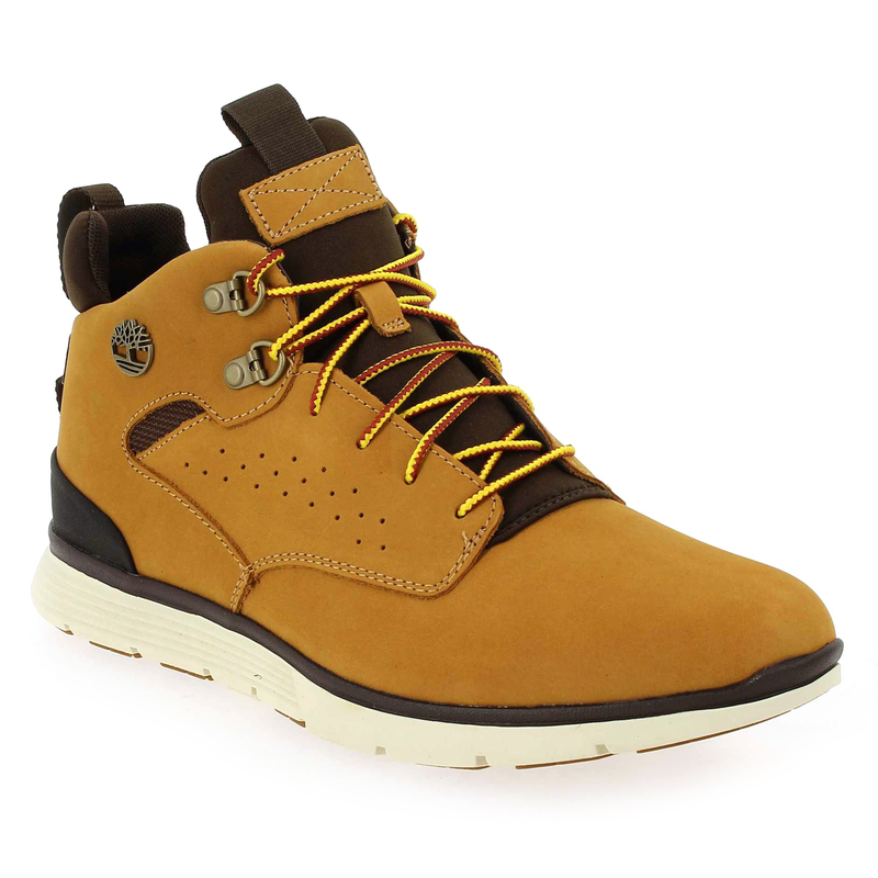 Timberland Chaussures à lacets - brown HHQYELAYL