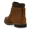 Chaussure Timberland modèle RUGGED 6 IN PLAIN TOE WP, Cognac - vue 3
