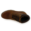 Chaussure Timberland modèle RUGGED 6 IN PLAIN TOE WP, Cognac - vue 4