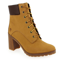 Chaussure Timberland modèle ALLINGTON 6IN LACE UP, Beige - vue 0