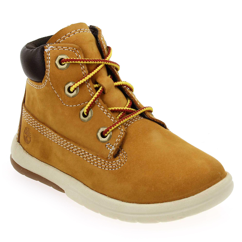 Chaussure Timberland NEW TODDLE TRACKS 6 BOOT camel 5326701 pour Enfant garcon | JEF Chaussures