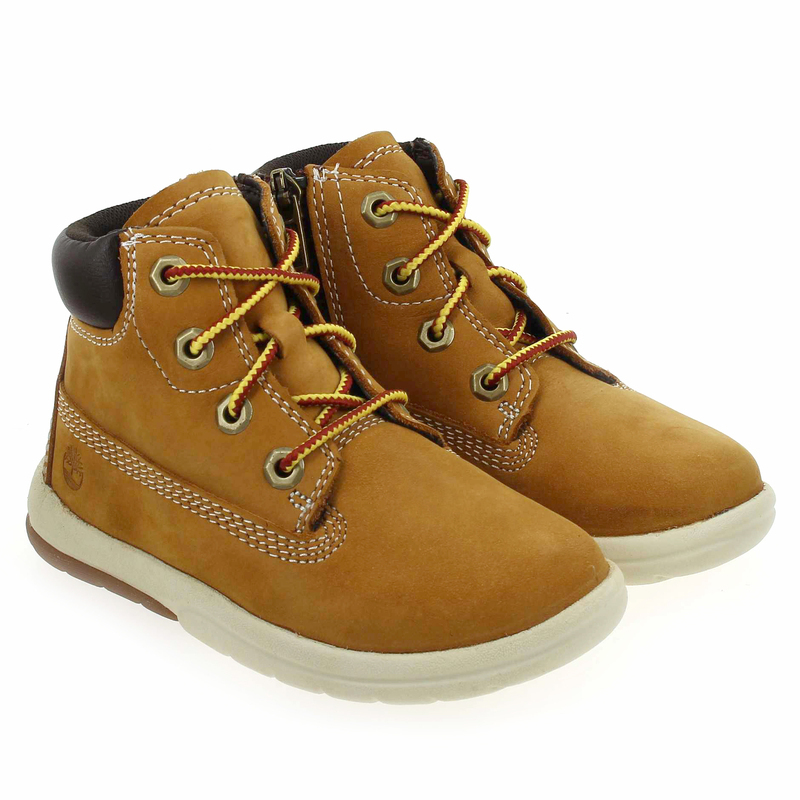 Chaussure Timberland NEW TODDLE TRACKS 6 BOOT camel couleur Camel - vue 0