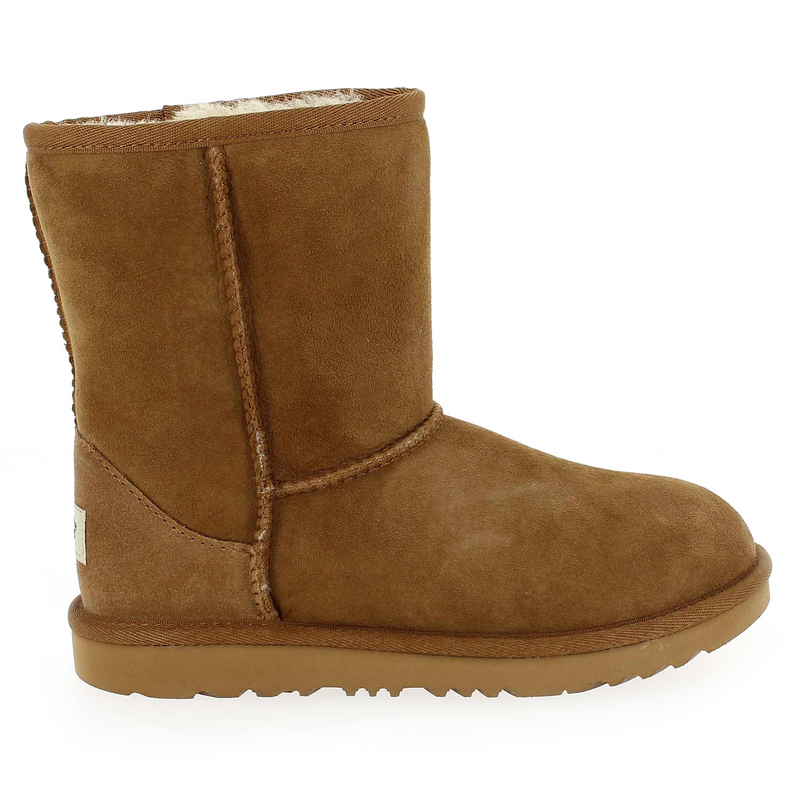 Chaussure UGG CLASSIC 2 camel couleur Camel - vue 1