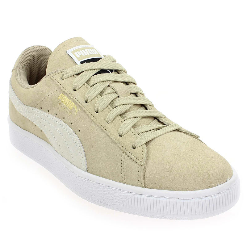 Chaussures Puma Suede Classic beiges femme 7za0Kw