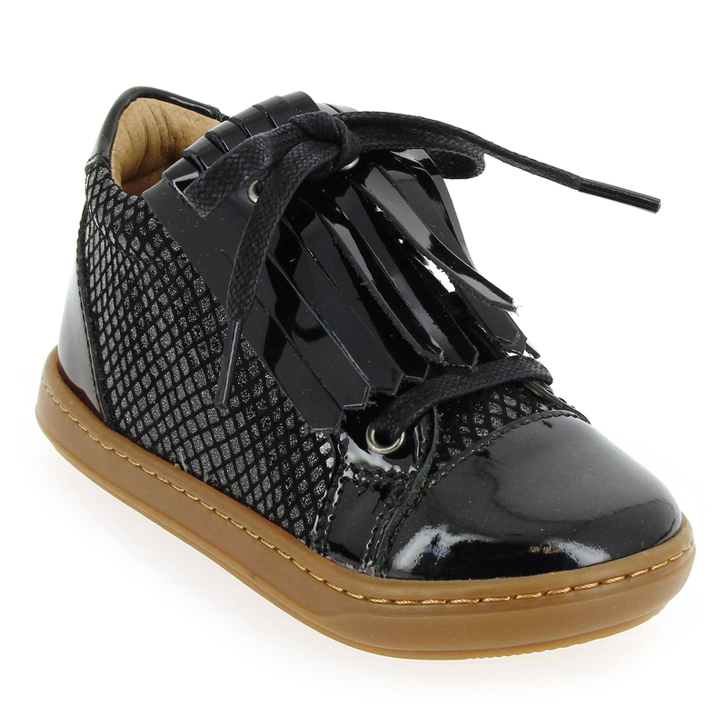 Chaussures Shoopom noires fille RcD1QwbEc