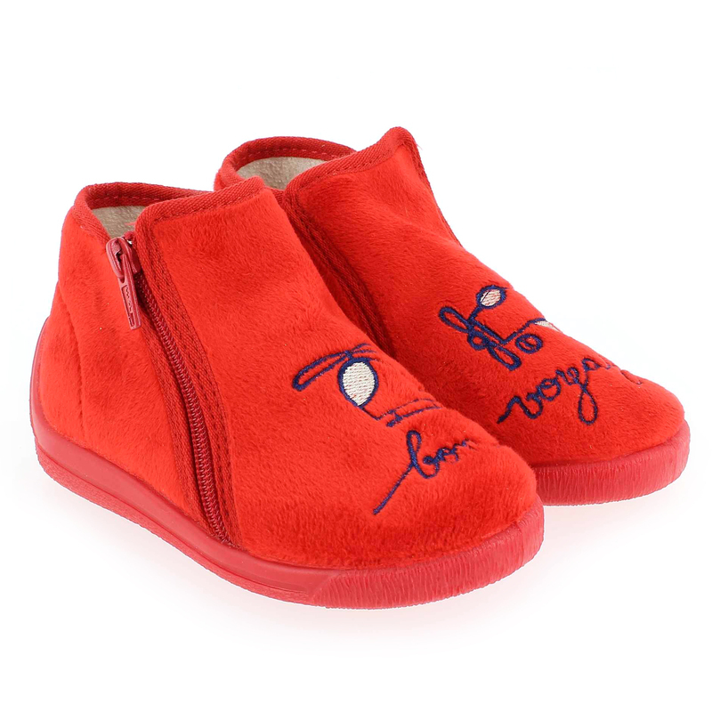 Chaussure Bellamy PERSAN rouge couleur Rouge - vue 0