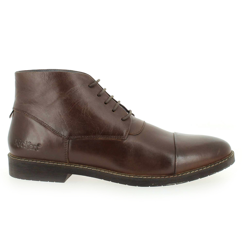 Chaussures Kickers marron Casual homme dn6iiXy