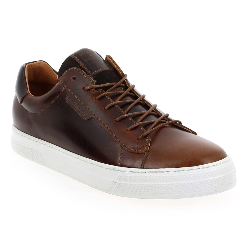 c211f0f9232c0 Chaussure Schmoove SPARK CLAY camel 5389901 pour Homme   JEF Chaussures