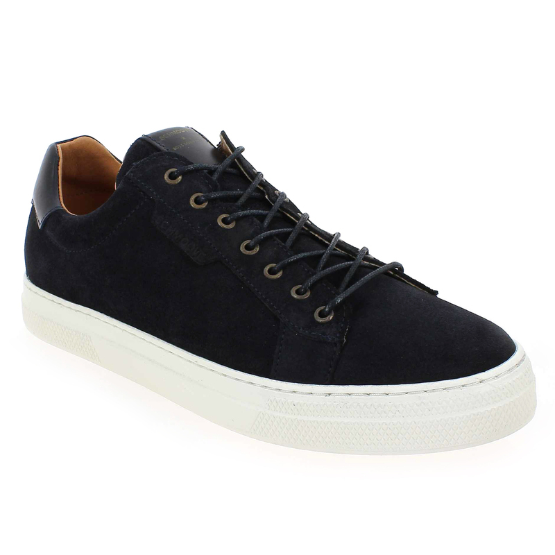 eedf226ecae03 Chaussure Schmoove SPARK CLAY bleu 5390001 pour Homme   JEF Chaussures