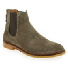Chaussure Clarks modèle CLARKDALE GOBI, Velours Taupe - vue 0