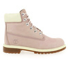 Chaussure Timberland modèle 6IN PREMIUM WP BOOT, Rose poudré - vue 1