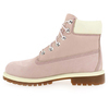 Chaussure Timberland modèle 6IN PREMIUM WP BOOT, Rose poudré - vue 2