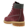 Chaussure Timberland modèle 6IN PREMIUM WP BOOT, Bordeaux - vue 3