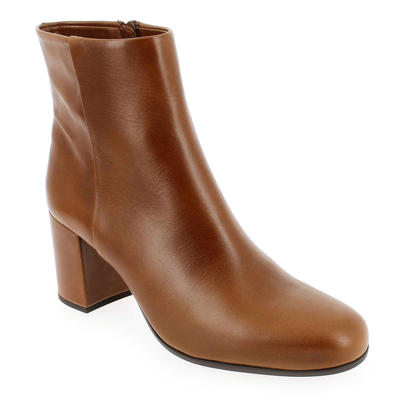 Chaussure Unisa OMER Camel 5399602 pour Femme