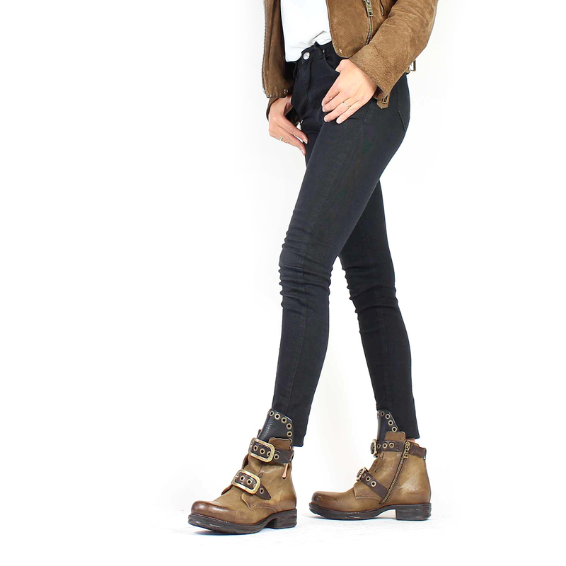 Chaussure AS98 - Airstep 259202 Camel 5415101 pour Femme Recommande Pas Cher n2iXoNT