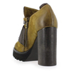 Chaussure AS98 - Airstep modèle 194101, Jaune olive - vue 3