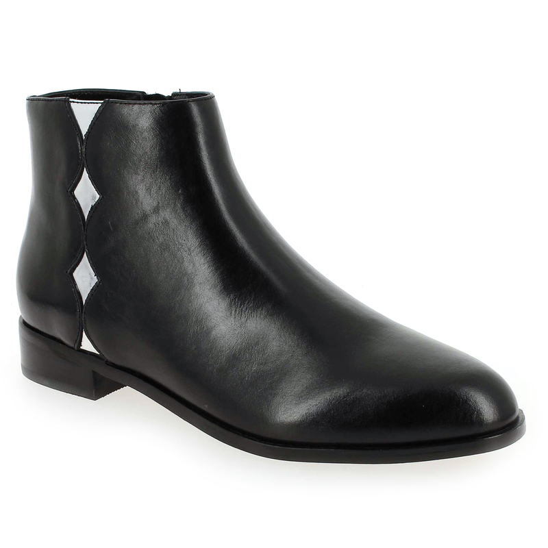 Mellow Yellow Bottines Ceano Noir toxZF