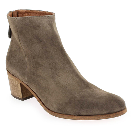 Chaussure J Hay modèle 7403, Taupe - vue 0